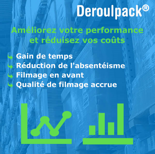 productivite et performance Deroulpack