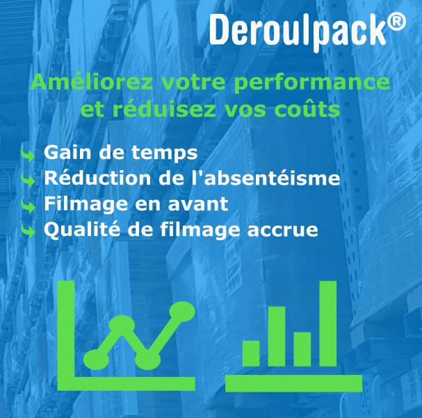 productivite et performance Deroulpack